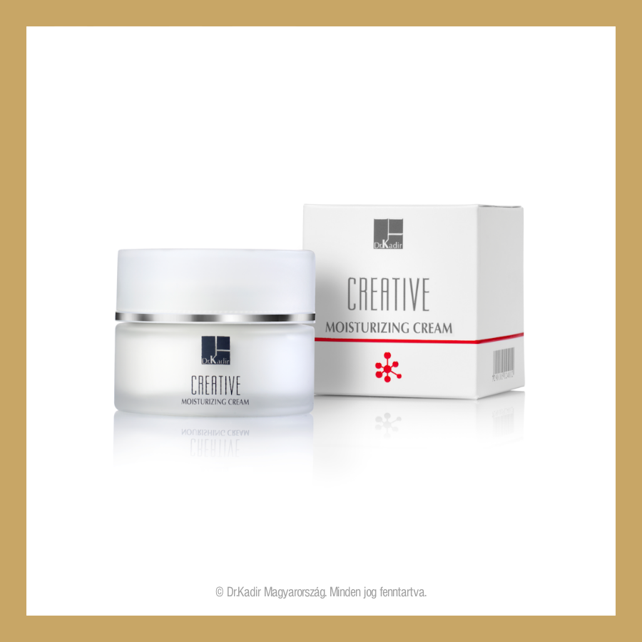 Creative Moisturizing Cream