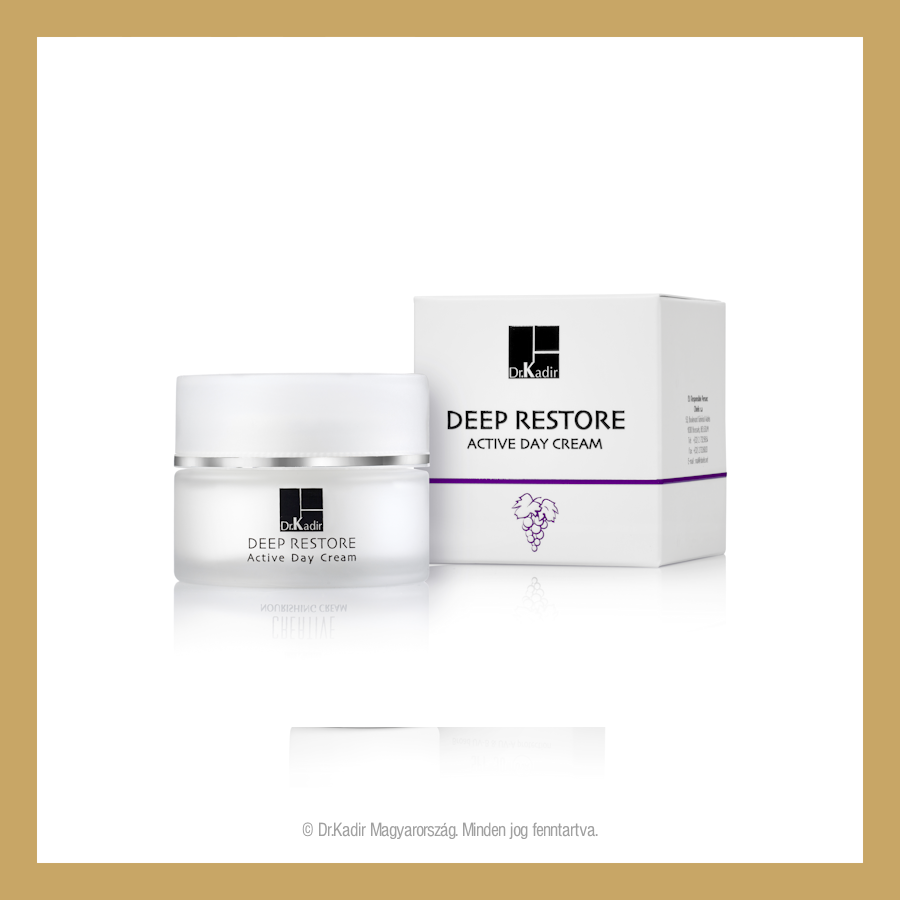 Deep Restore Active Day Cream