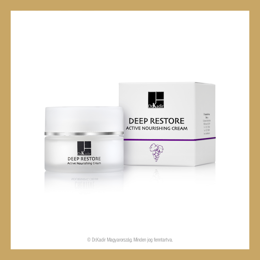 Deep Restore Active Nourishing Cream
