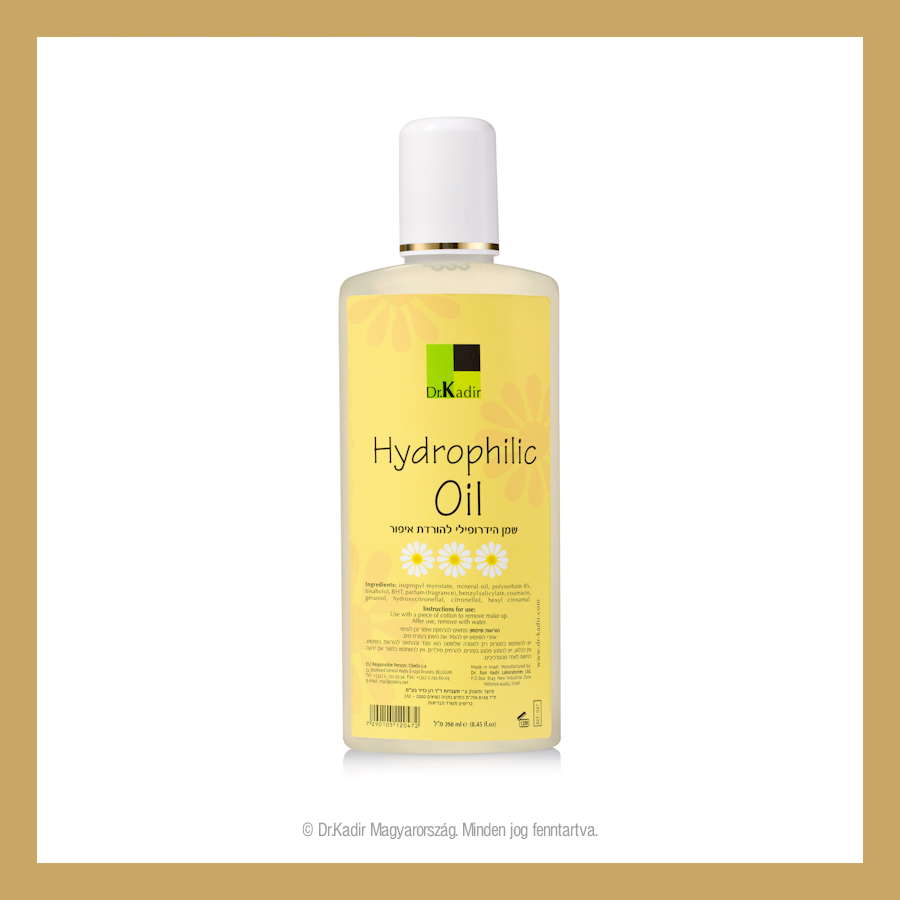 Hydrophilic Oil 250ml