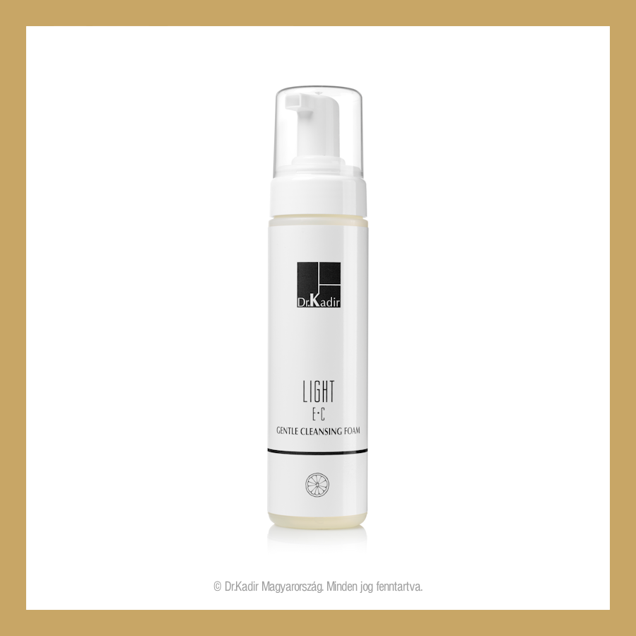 Light E+C Gentle Cleansing Foam