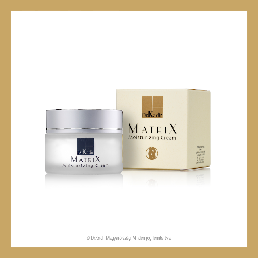 Matrix Moisturizing Cream