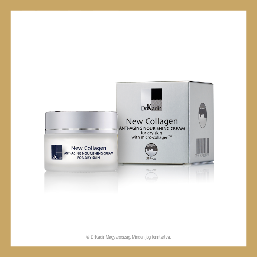 New Collagen Anti-aging Noiurishing Cream for dry skin
