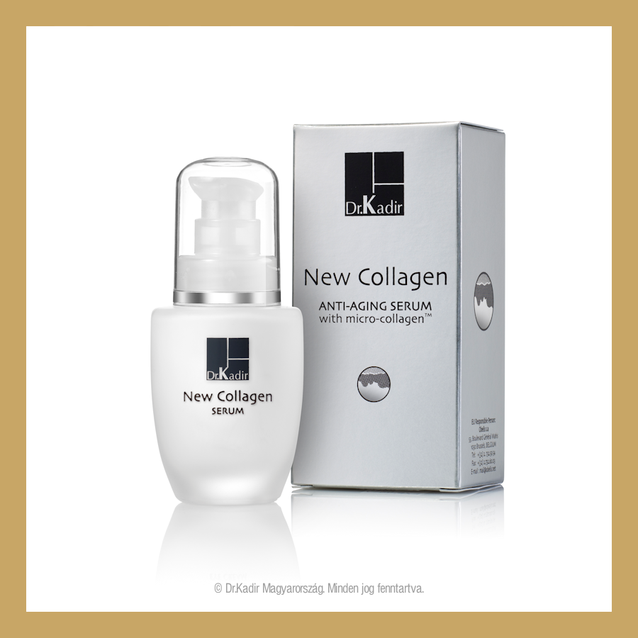 New Collagen Anti-aging Serum