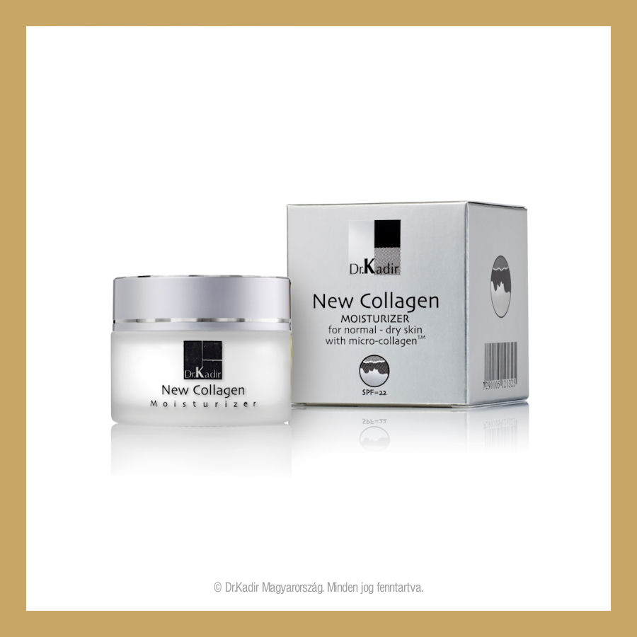 New Collagen Moisturizer for dry skin