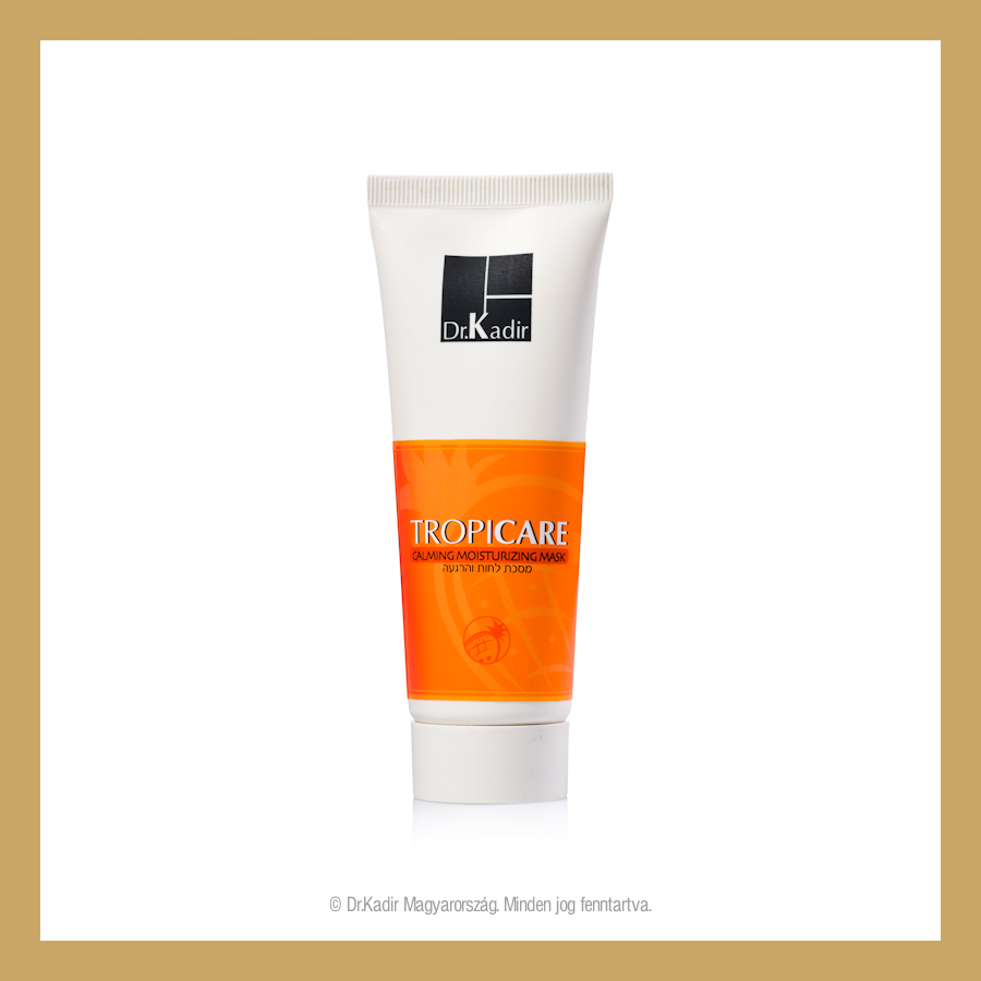 Tropicare Calming Moisturizing Mask